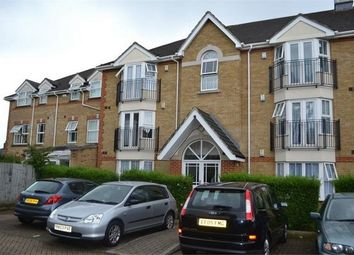 Thumbnail 2 bed flat to rent in Drapper Close, Isleworth