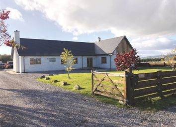 Thumbnail 3 bed detached house for sale in Muir Of Ord Industrial Estate, Great North Road, Muir Of Ord