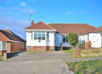 Thumbnail 2 bed bungalow for sale in Lynchmere Avenue, North Lancing, West Sussex