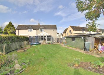 Thumbnail 3 bed semi-detached house for sale in The Tynings, Minchinhampton, Stroud, Gloucestershire