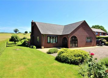 Thumbnail 2 bed detached bungalow for sale in Macathro, Chirbury, Montgomery, Powys