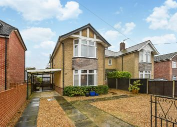 Thumbnail 3 bed semi-detached house for sale in Anton Road, Andover