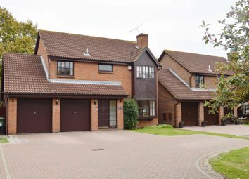 Thumbnail 4 bed detached house for sale in Rockingham Avenue, Hornchurch