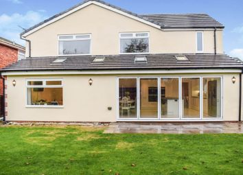 Thumbnail 4 bed detached house for sale in Longfield, Formby