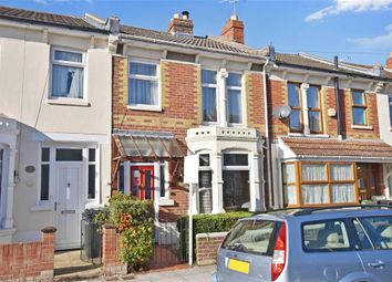 Thumbnail 3 bedroom terraced house for sale in Whitecliffe Avenue, Portsmouth, Hampshire