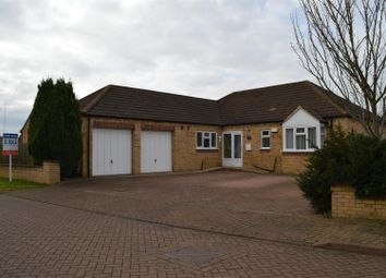 Thumbnail 4 bed detached bungalow for sale in Ousemere Close, Billingborough, Sleaford