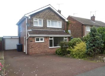 Thumbnail 3 bed detached house to rent in Onslow Road, Mickleover, Derby