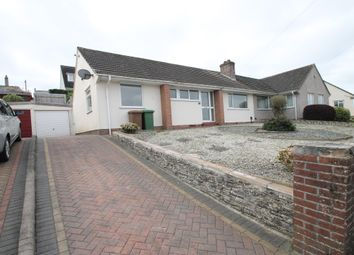 Thumbnail 2 bed bungalow for sale in Mount Batten Way, Plymouth