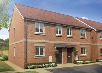 Thumbnail 3 bedroom terraced house for sale in Barleythorpe Road, Oakham, Rutland