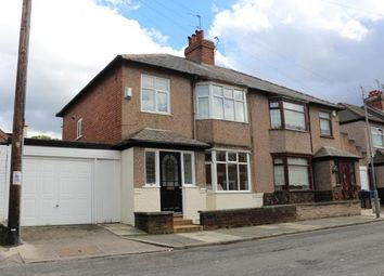 Thumbnail 3 bed semi-detached house to rent in Herondale Road, Mossley Hill, Liverpool, Merseyside