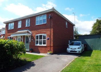 Thumbnail 3 bed semi-detached house for sale in Forest Walk, Buckley, Flintshire