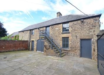 Thumbnail 1 bed barn conversion to rent in Rob Royd, Worsbrough, Barnsley