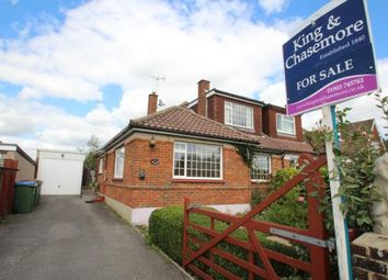 Thumbnail 3 bed bungalow for sale in Timberlea Close, Ashington, Pulborough, West Sussex