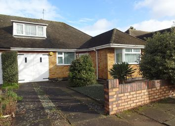 Thumbnail 4 bedroom bungalow for sale in Judith Drive, Leicester