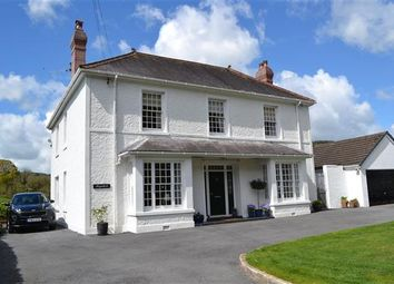 Thumbnail 4 bed detached house for sale in Brynderw, Bronwydd, Carmarthen