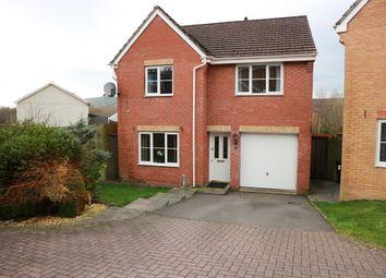 Thumbnail 4 bed detached house for sale in Hawthorn Drive, Dan-Y-Graig, Twynyrodyn, Merthyr Tydfil