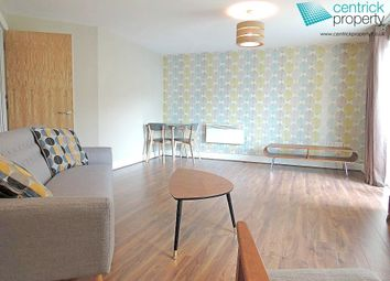 Thumbnail 1 bed flat to rent in Qube 2, 8 Clement Street, Birmingham