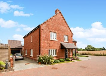 Thumbnail 4 bed link-detached house to rent in Heyford Park, Camp Road, Upper Heyford, Bicester