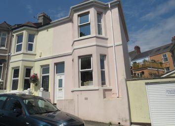 2 bed terraced house for sale in Carlton Terrace, Weston Mill, Plymouth PL5