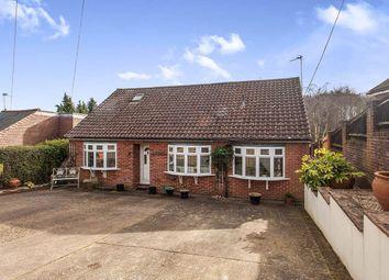 Thumbnail 4 bed bungalow for sale in Oakdene Windmill Hill, Wrotham Heath, Sevenoaks