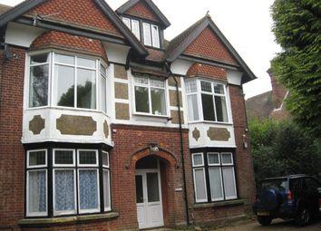 Thumbnail 1 bedroom flat to rent in Crowborough Hill, Crowborough