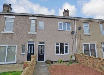 Thumbnail 3 bedroom terraced house for sale in Swarland Terrace, Red Row, Morpeth