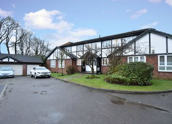 Thumbnail 3 bed flat for sale in The Spinney, Whitefield, Manchester