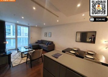 Thumbnail 1 bed flat to rent in Harbour Way, London