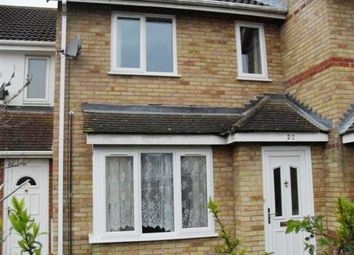 Thumbnail 2 bedroom semi-detached house to rent in Redwing Drive, Wisbech, Cambs