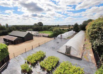The Nursery, Taylors Lane, Trottiscliffe, West Malling ME19. Land for sale