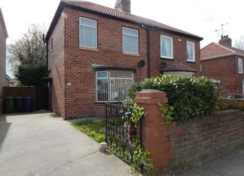 Thumbnail 2 bed semi-detached house to rent in Hyperion Avenue, South Shields