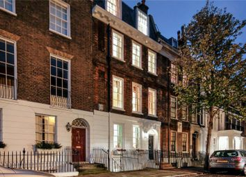 Thumbnail 6 bed terraced house for sale in Cheyne Row, London
