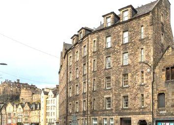 Thumbnail 2 bed flat for sale in Cowgatehead, Edinburgh