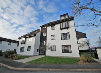 Thumbnail 2 bed flat for sale in St. Boniface Close, Plymouth