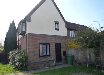 Thumbnail 1 bed terraced house to rent in Astral Gardens, Hamble, Southampton