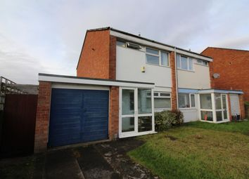 Thumbnail 3 bed semi-detached house for sale in Lakeside, Fishponds, Bristol