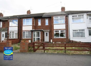 Thumbnail 2 bedroom terraced house to rent in Worcester Road, West Hull