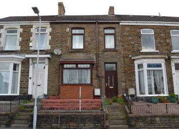 Thumbnail 3 bed terraced house for sale in Rhondda Street, Swansea
