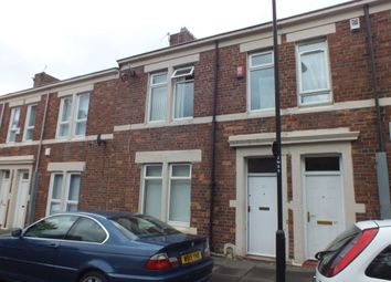 Thumbnail 3 bedroom terraced house for sale in Northcote Street, Newcastle Upon Tyne