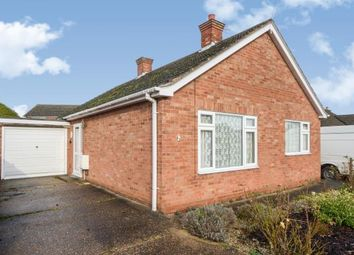 Thumbnail 2 bed bungalow for sale in Ryland Gardens, Lincoln, Lincolnshire
