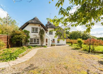 Thumbnail 4 bed cottage for sale in The Street, Ewelme, Wallingford