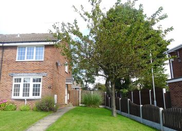 Thumbnail 2 bed semi-detached house to rent in Riding Close, Flanderwell, Rotherham