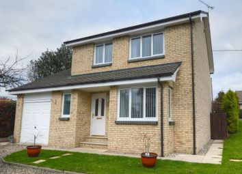 Thumbnail 3 bed detached house for sale in Riddell Close, Felton, Northumberland