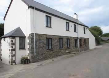 Thumbnail 3 bedroom cottage to rent in Elmscott, Hartland, Devon