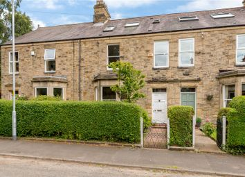 Thumbnail 4 bed terraced house for sale in The Grove, Morpeth, Northumberland