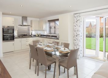 "Thumbnail 4 bedroom semi-detached house for sale in ""Irving"" at Locksbridge Road, Picket Piece, Andover"