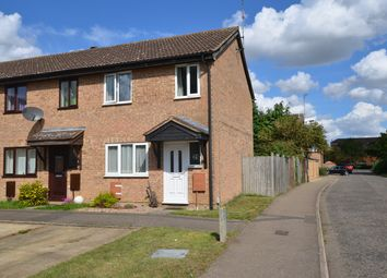 Thumbnail 3 bed end terrace house for sale in Stagshaw Drive, Fletton, Peterborough
