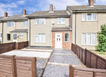 Thumbnail 3 bed terraced house for sale in Lulworth Walk, Corby, Northamptonshire