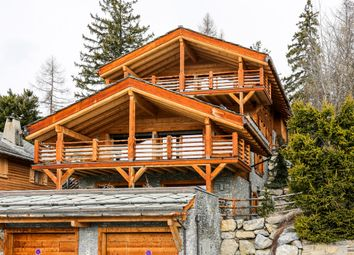 Thumbnail 4 bed chalet for sale in Route De La Moubra, 3963 Crans Montana, Crans Montana, Valais, Switzerland