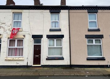 Thumbnail 2 bed terraced house for sale in Burnand Street, Anfield, Liverpool